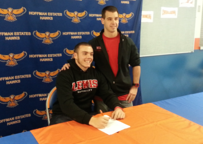 Ethan Bloom, Lewis University