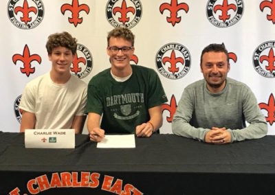 Charlie Wade, Dartmouth College