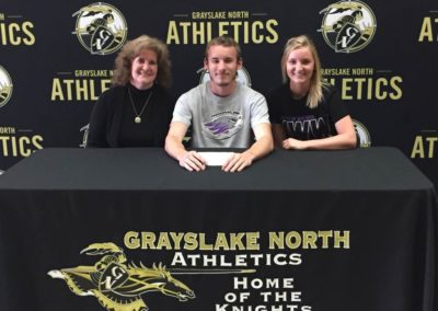 Griffin Gawenda, Wisconsin Whitewater