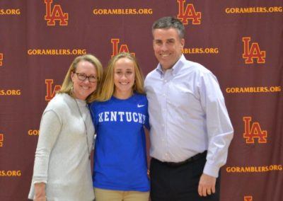 Lainey McKinley, University of Kentucky