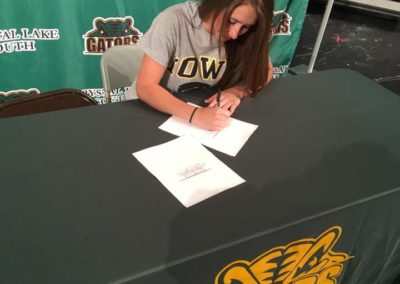 Madi Dahl, University of Iowa