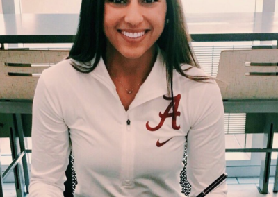 Savannah Noethlich, University of Alabama