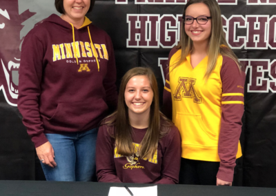 Natasha Schaffer, University of Minnesota