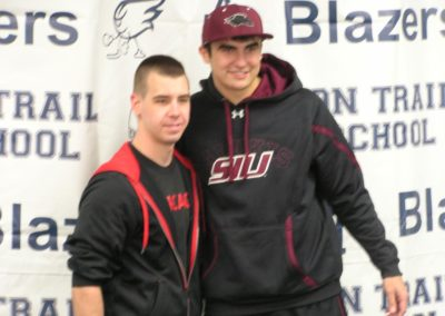 Nick Rybarczyk, Southern Illinois University