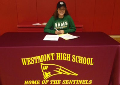 Annie Carlson, Colorado State University