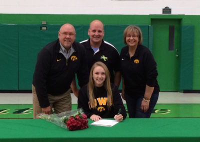 Christina MacNab, University of Iowa