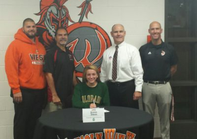 Jenna Diers, Colorado State University