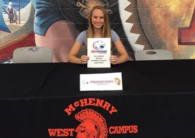 Savannah Howie, University of South Alabama