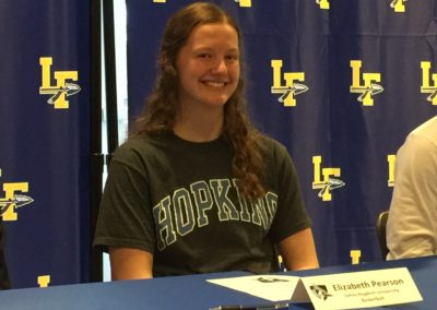 Ellie Pearson, Johns Hopkins University