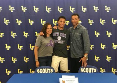 Landon Edwards, New York University