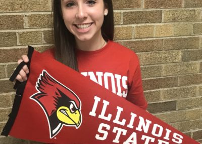 Mackenzie Brownrigg, Illinois State University