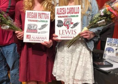 Megan Patton, University of Alabama